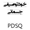 نرم افزار پرسشنامه خود توصیفی جسمانی PDSQ